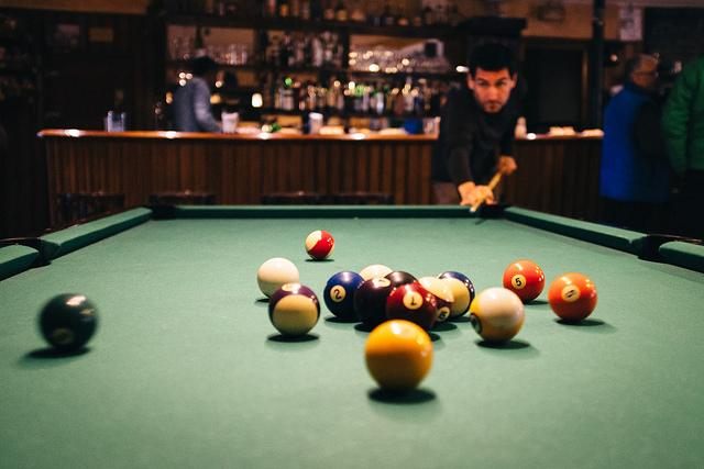 Sports Bars & Social Media