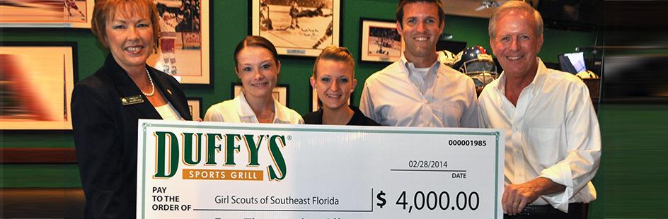 Duffys Charity