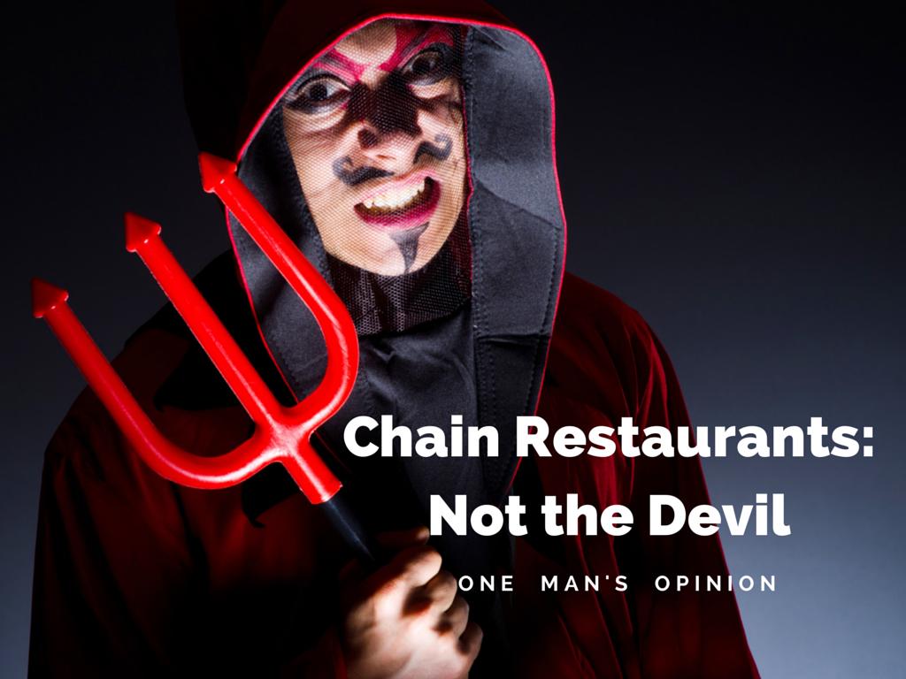 In Defense of Chain Restaurants