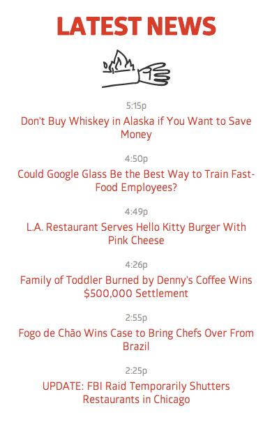 Eater.com News