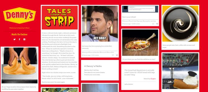Dennys Blog