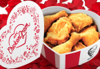KFC Valentine's Day Promo
