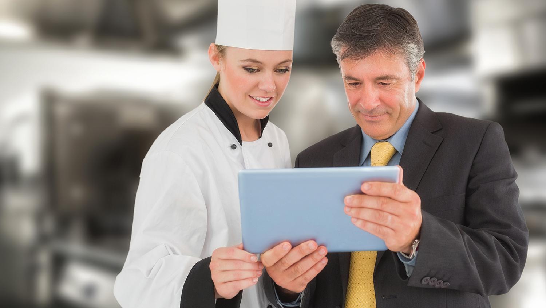 Restaurant Tablet Management