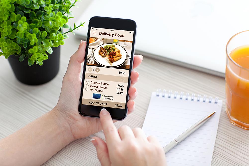 restaurant online order delivery