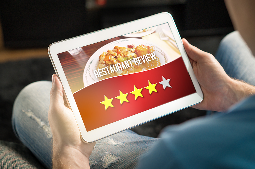 Restaurant marketing automation guest reviews