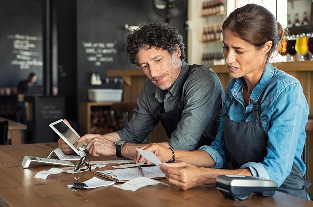 restaurant management workflow